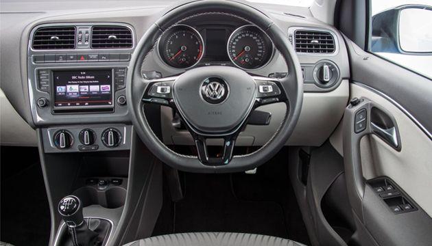 2014 Volkswagen Polo GT full
