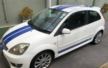 2007 Ford Fiesta ST150