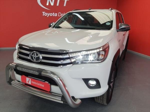 2018 Toyota Hilux Raider 4X4 full