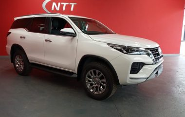 2020 Toyota Fortuner 2.8GD-6 Auto 4X4