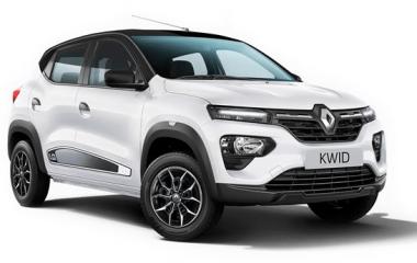 2020 Renault Kwid 1.0 Dynamique