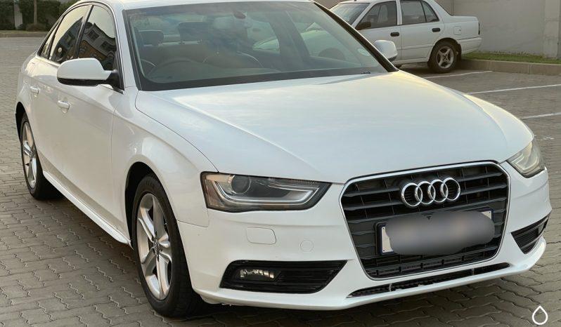 2013 Audi A4 20TDI full
